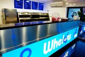 Whelans Of Warton, Lancashire. Takeaway Fish & Chip Shop