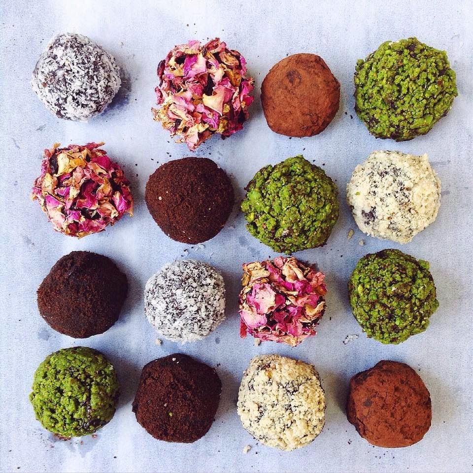 Chocolate Oreo Truffles