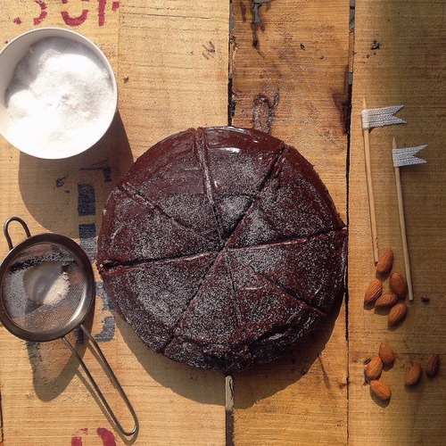 BACK TO BASICS- CHOCOLATE CAKE