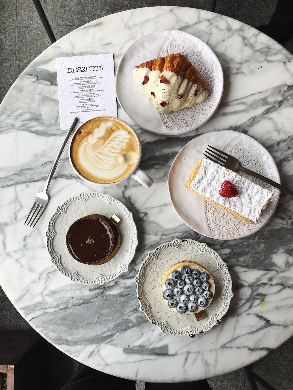 Most Instagrammable Cafes In Dubai Bake With Shivesh