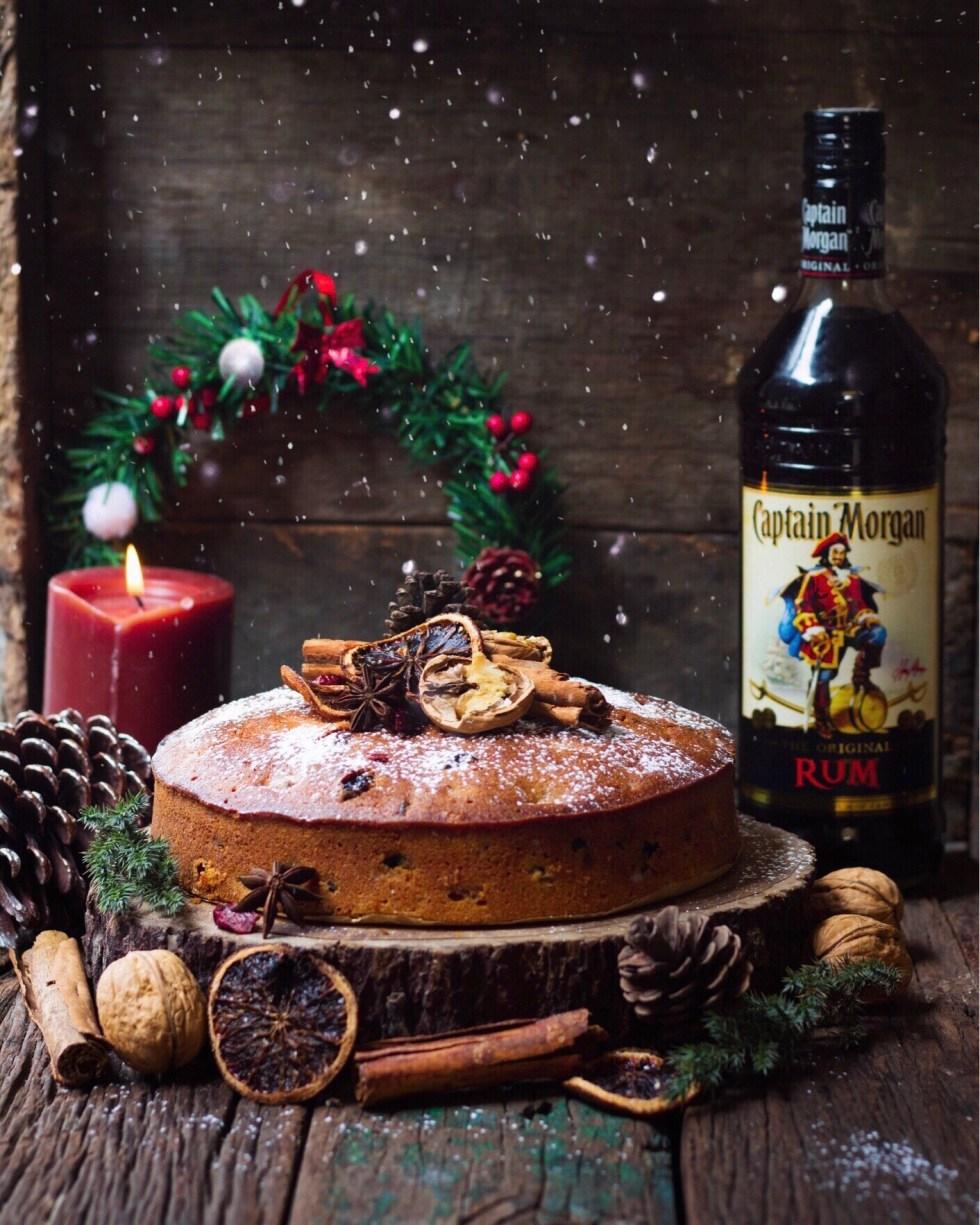 Rum Cake For Christmas