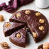 Best ever eggless atta chocolate cake