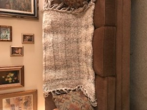 Lion Brand Simple Chunky Ribbed Blanket