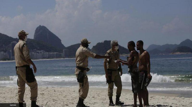 Playas icónicas en Río de Janeiro y Miami cerraron para tratar de frenar la propagación del coronavirus Mart 22, 2021