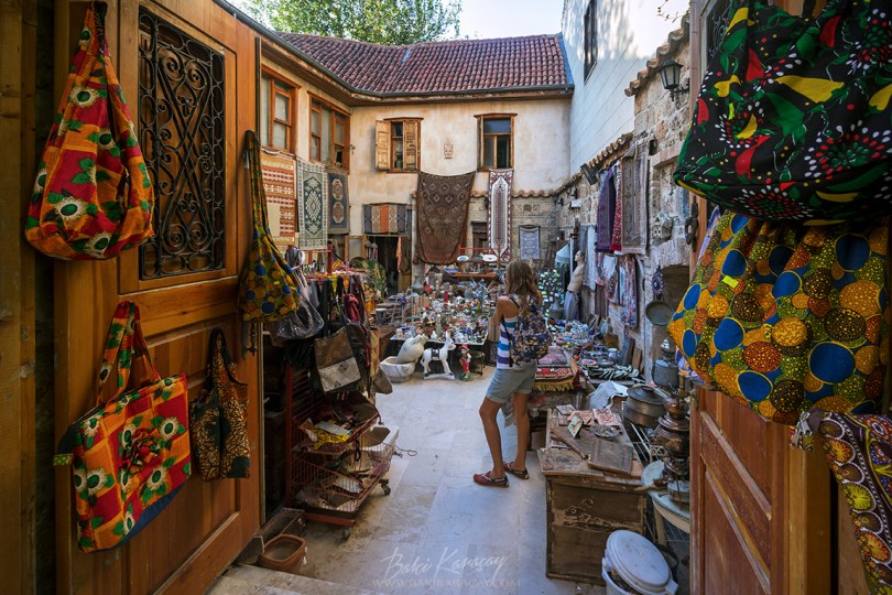old-bazaar-marketplace-shopping-colorful-authentic-bags-lady-antalya