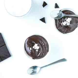Vegan Avocado Chocolate Mousse