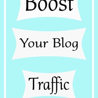 How I Boosted My Blog Traffic