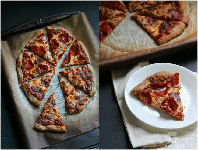 Simply Perfect Homemade Pizza