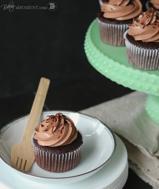 Simply Perfect Chocolate Cupcakes
