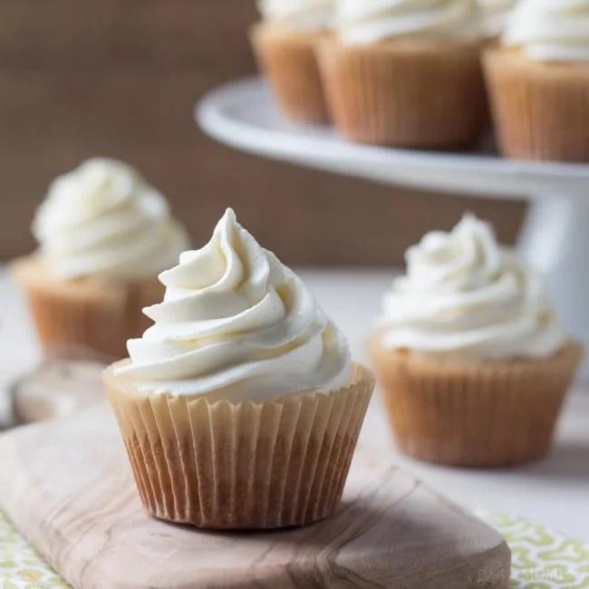 Vanilla Cupcake Recipe From Scratch: So Soft & Moist