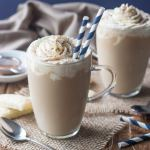 Tiramisu Latte with Mascarpone Whipped Cream, and a Giveaway!
