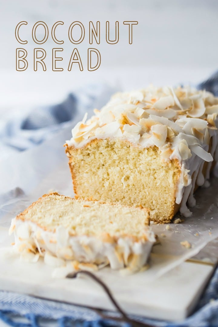 Coconut Bread Moist Soft Amp Sweet Baking A Moment
