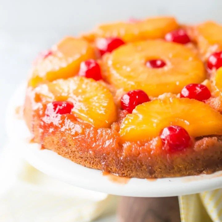 Pineapple Upside Down Cake Baking A Moment