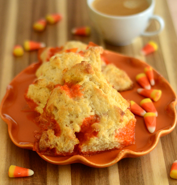 Image result for Scone candy corn