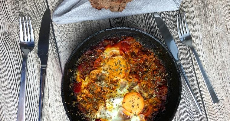 Shakshuka – Eine Köstlichkeit aus Israel