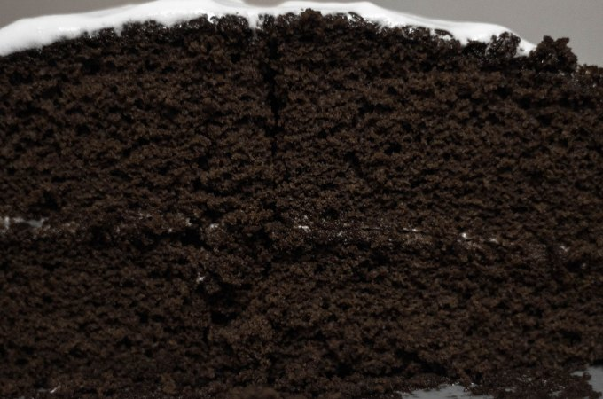 double mountain chocolate cake