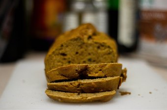 Punkin Around: Punkin Bread