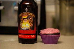 inferno cupcakes