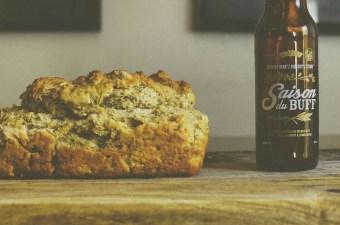 Saison du BUFF Beer Bread