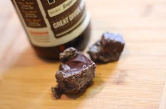 Yeti Mint Chocolate Bars