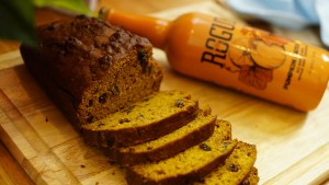 pumpkin patch beer bread