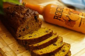 Pumpkin Patch Beer Bread