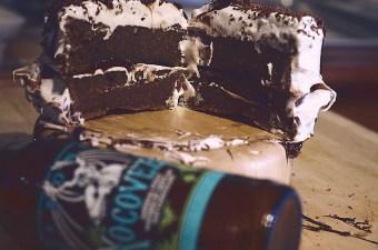 Xocoveza Chiffon Cake