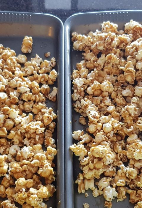 best caramel corn