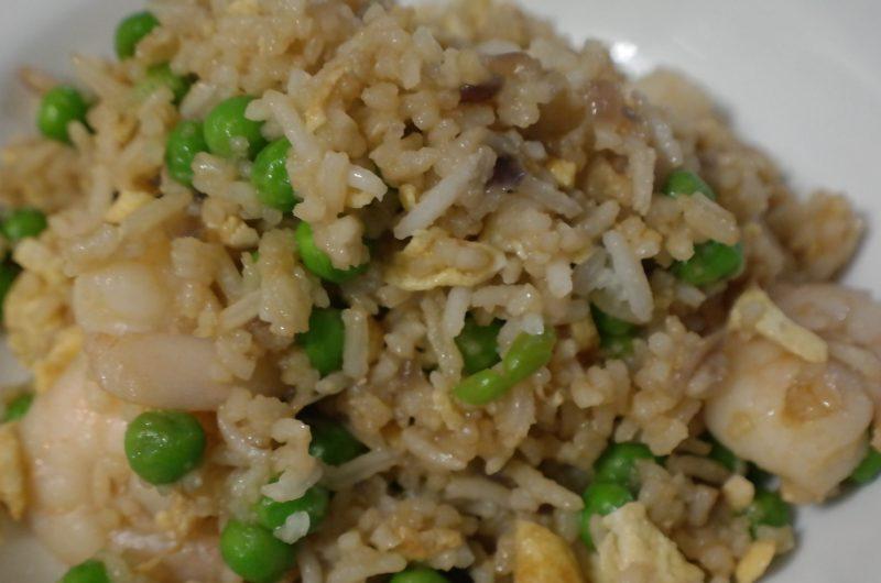 My take on Prawn Fried Rice