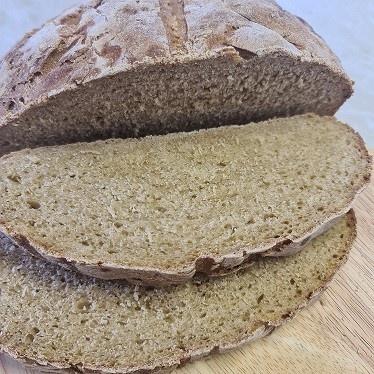 My take on Sourdough Rye Bread