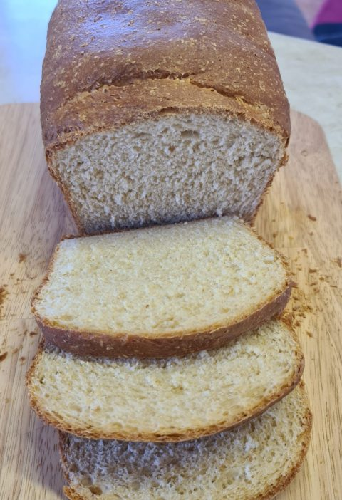 sour dough discard loaf