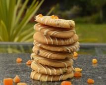 Apricot shortbreads