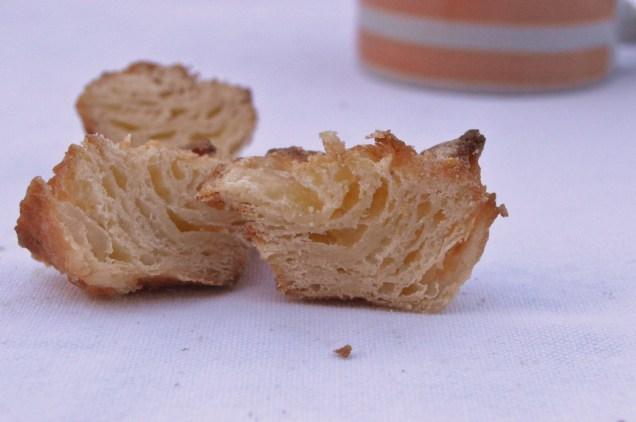 mini ginger Kouign-Amann