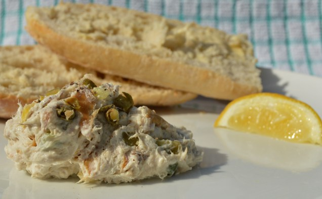 Smoked mackerel pâté: made in moments!