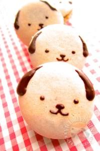 pups macaron