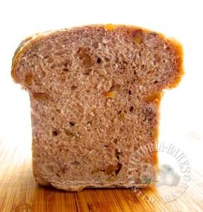 nutty toast