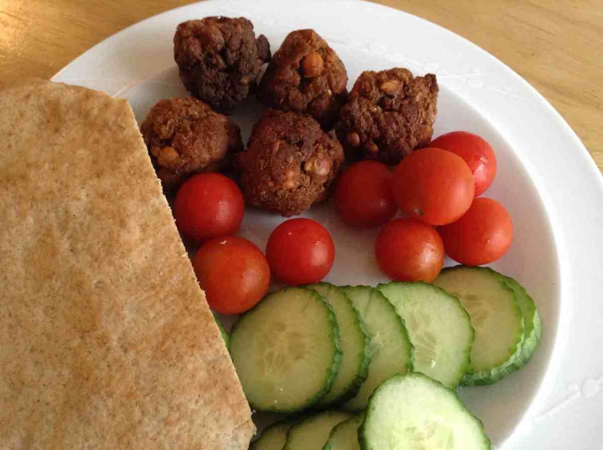 Slow Cooker Falafel