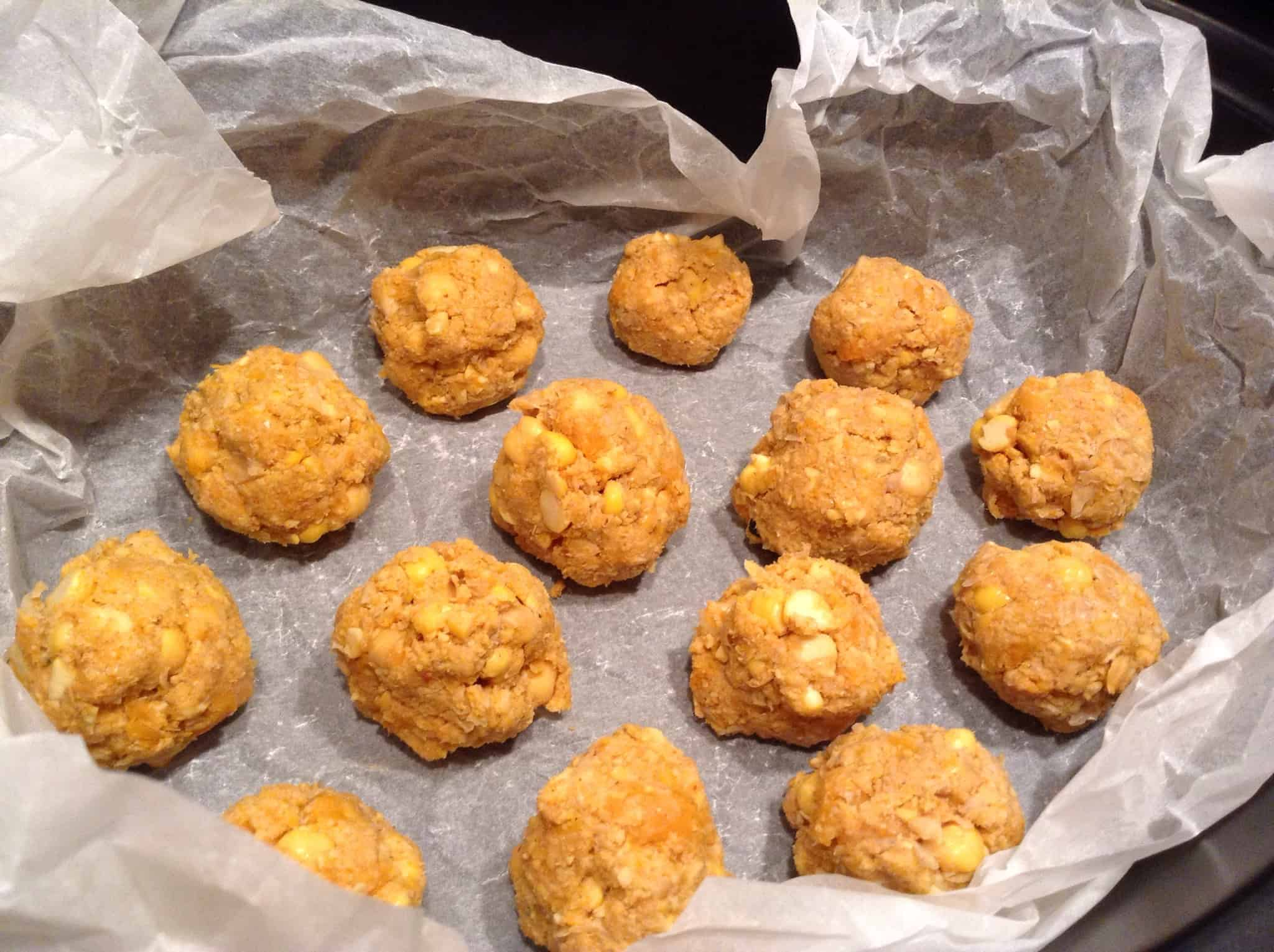 Slow Cooker Falafel (Slow Cooked by Miss South)