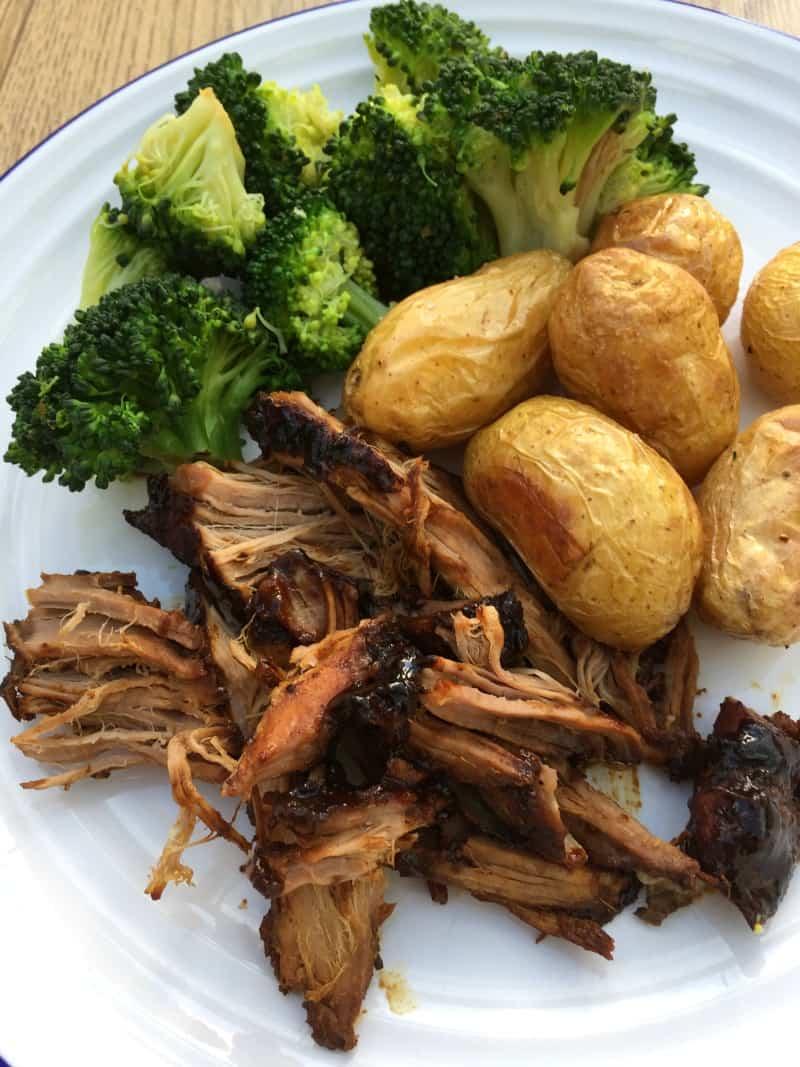 Tangy Slow Cooker Pork Fillet