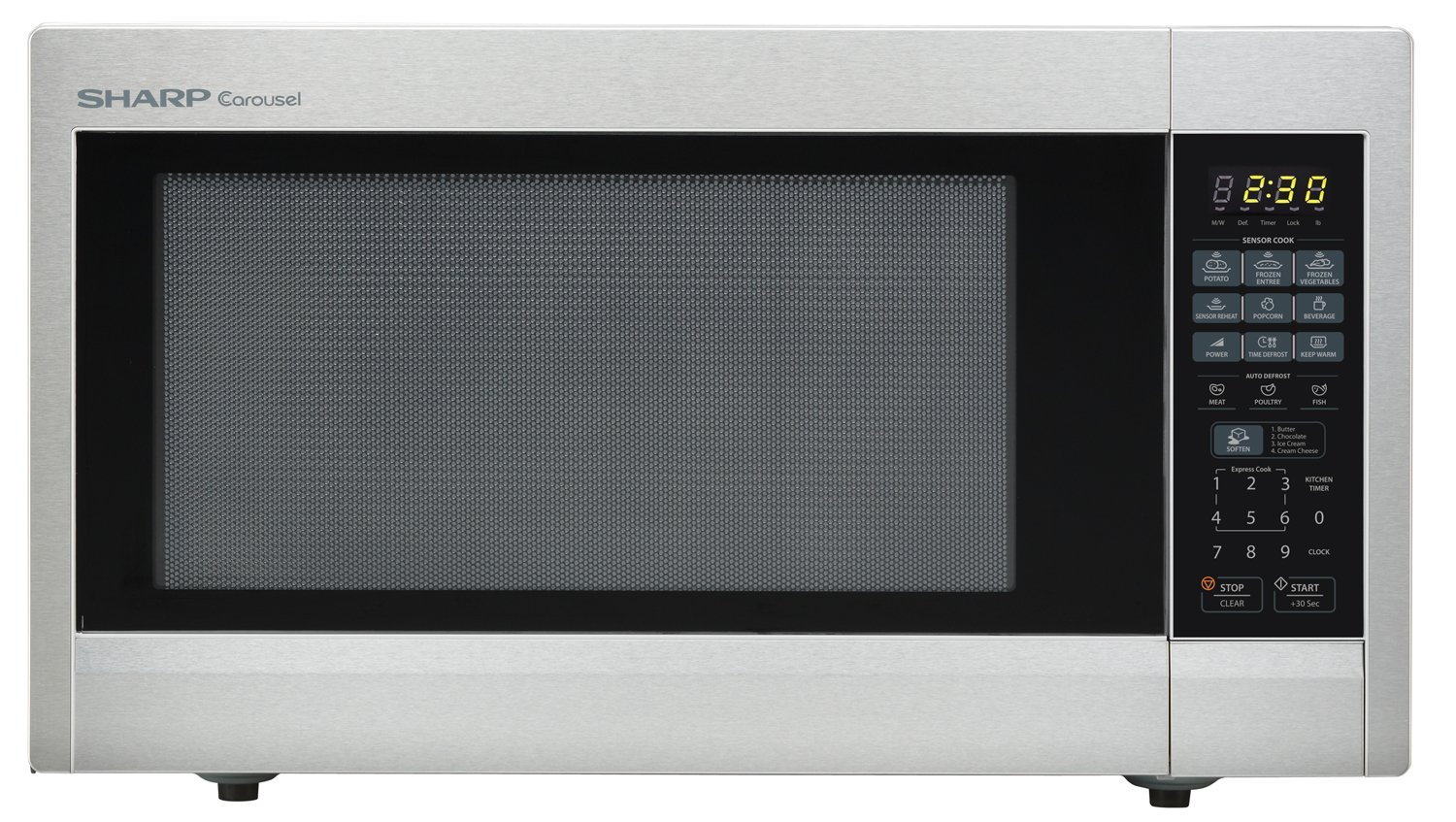 Sharp Countertop Microwave Oven
