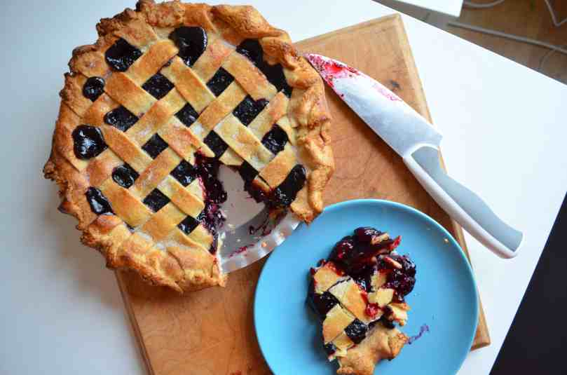 Cherry Pie | Baking With Aimee