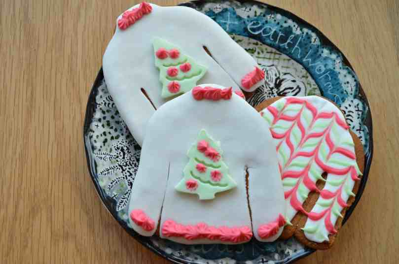 Christmas Jumper Gingerbread