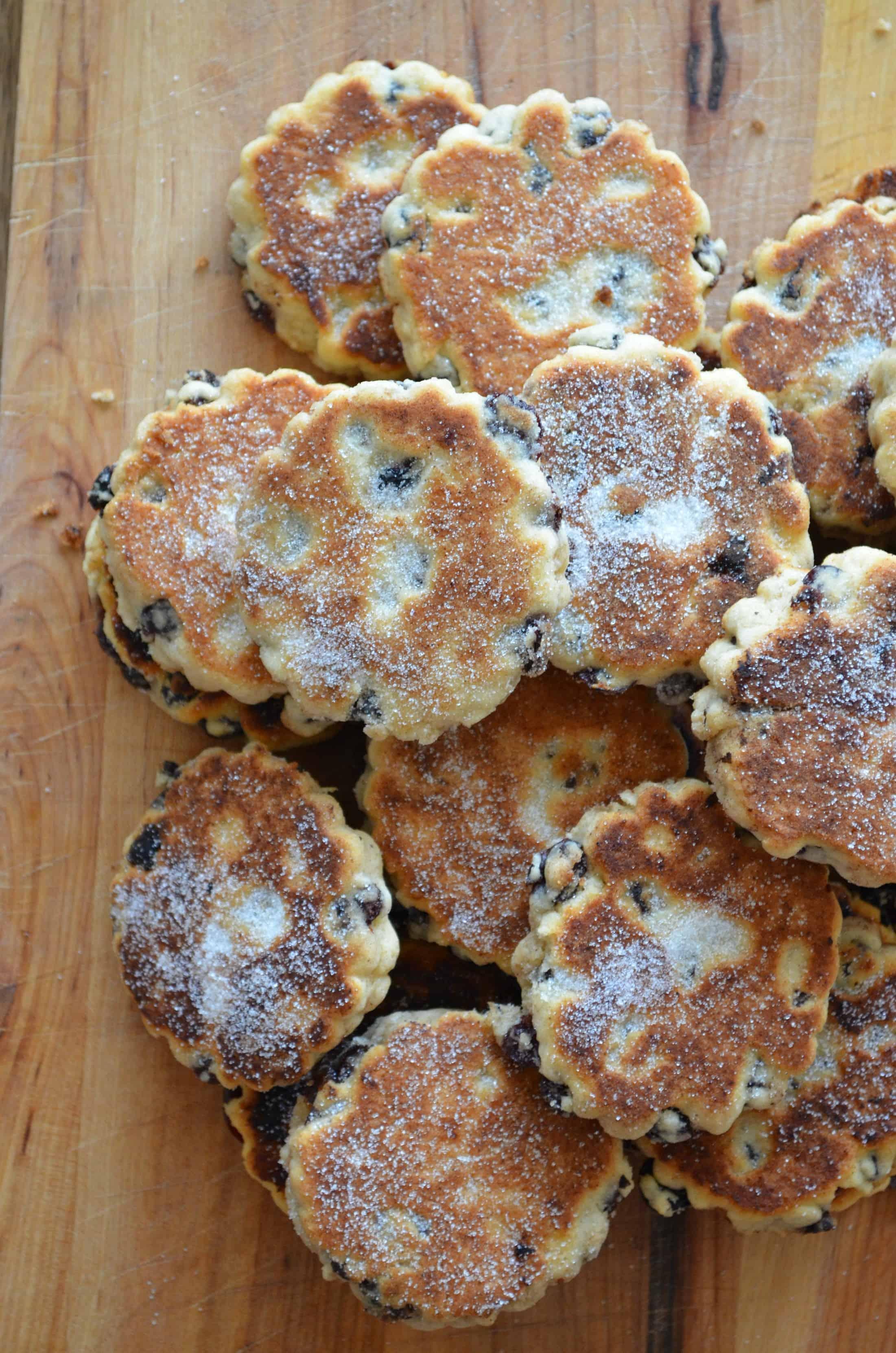 Welsh Cakes Recipe Delia