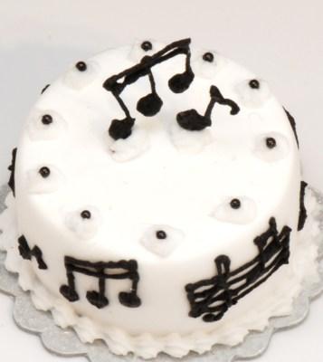 Strange Best Music Cake In Lahore Bakisto The Cake Company Funny Birthday Cards Online Alyptdamsfinfo