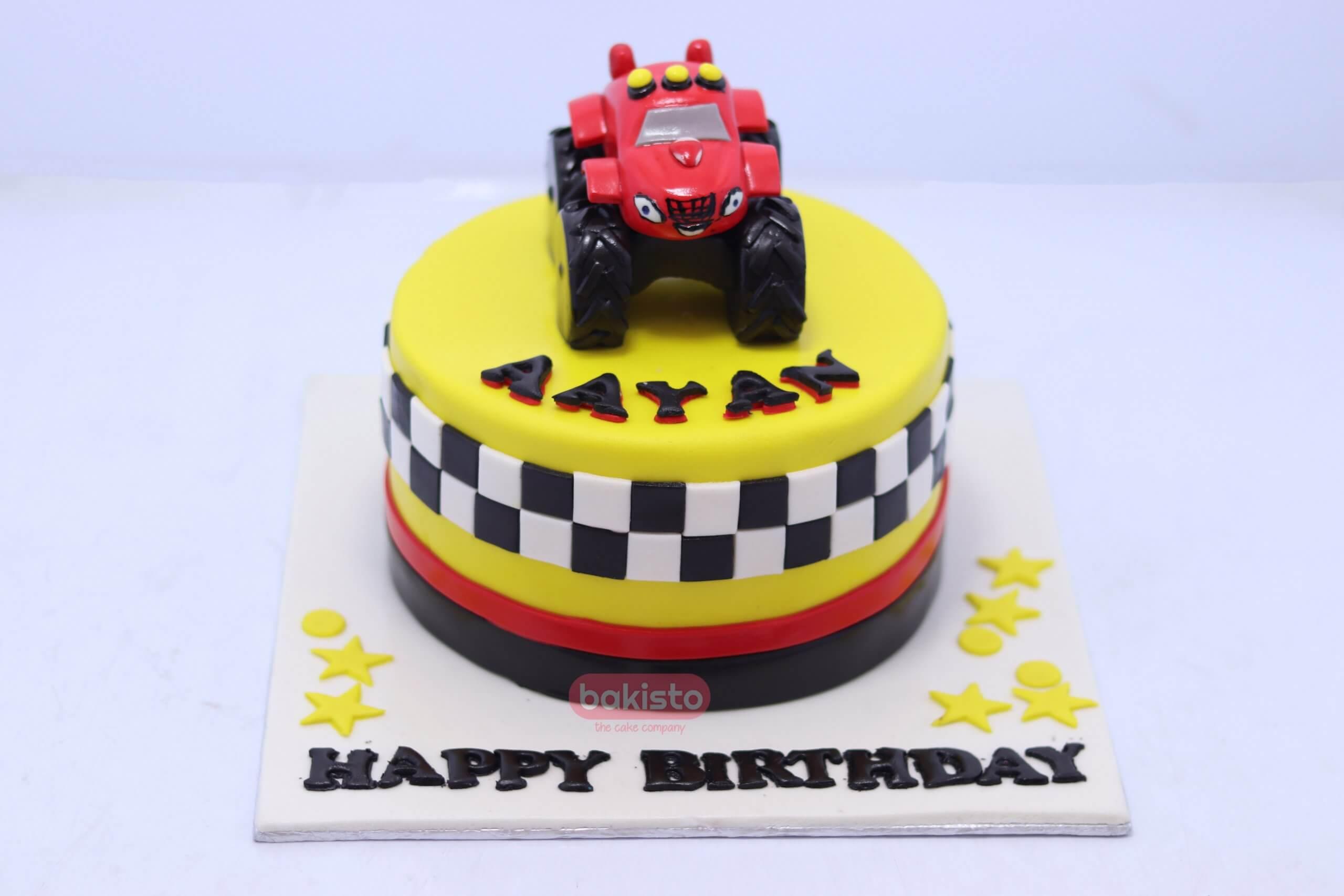 | baby shower cakes, fresh fruit recipes, cute. Yellow Car Birthday Cake Bakisto Pk Birthday Cake In Pakistan
