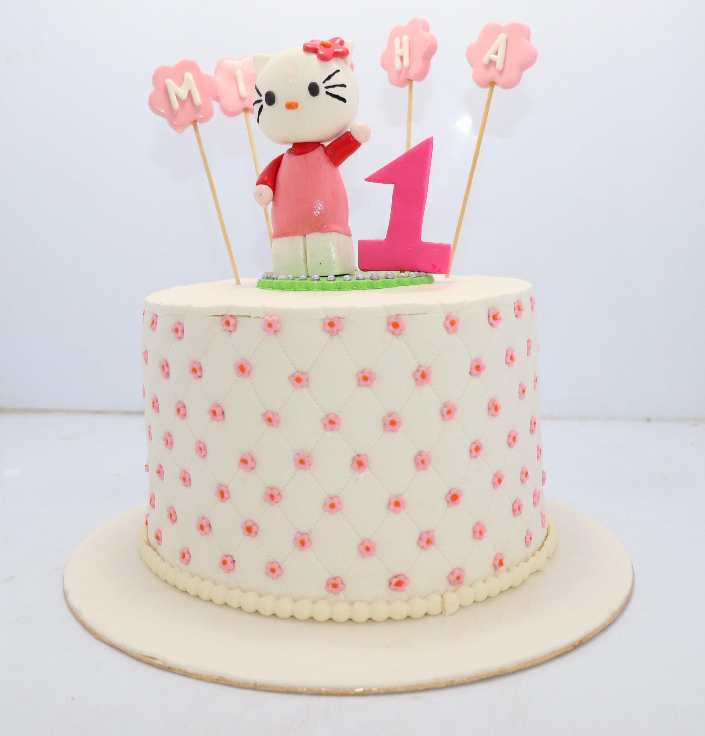 Hello Kitty Birthday Cake Bakisto Pk Cakes In Lahore