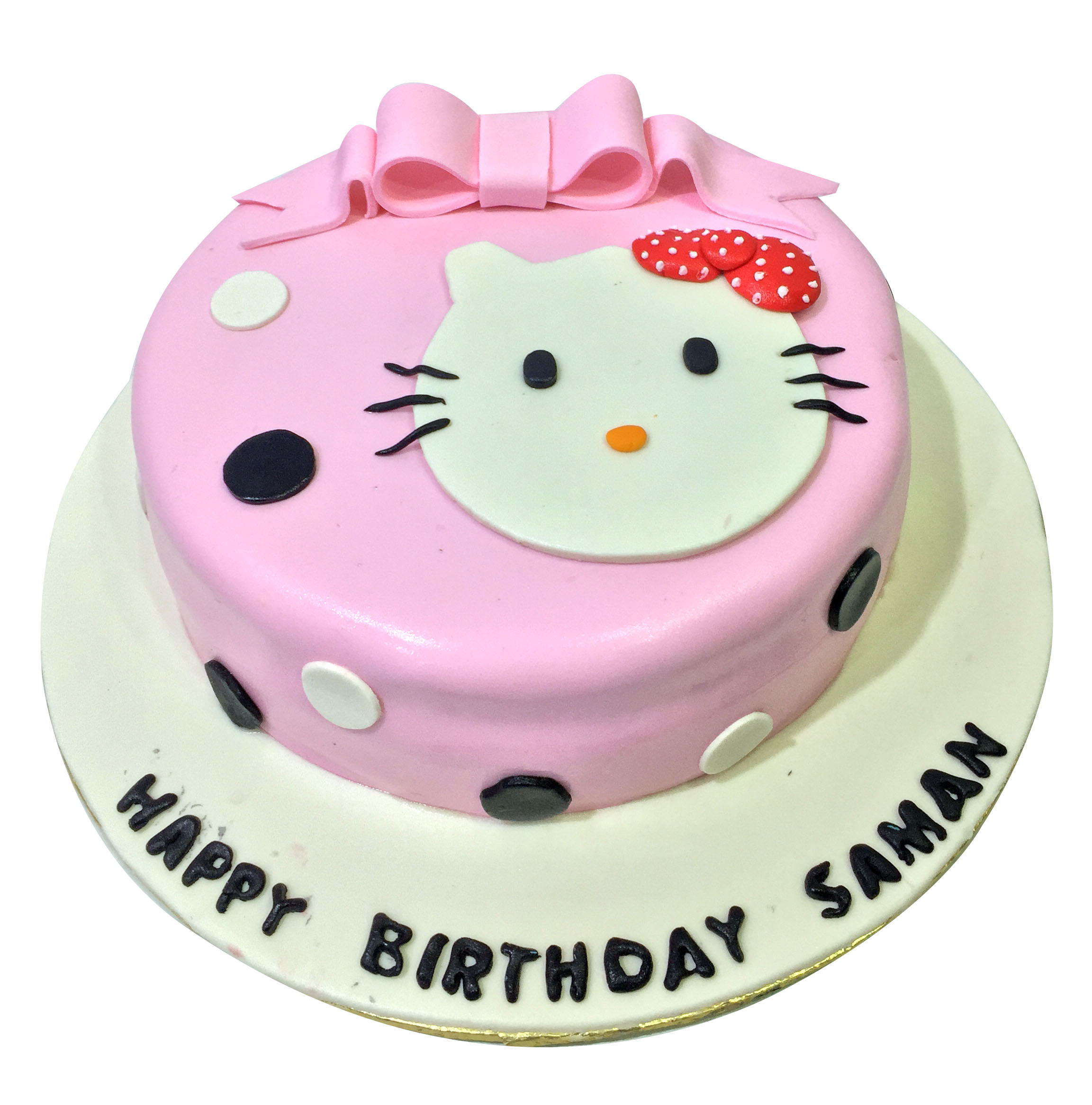 Swell Hello Kitty Birthday Theme Cake Bakisto Pk Delivery In Lahore Personalised Birthday Cards Paralily Jamesorg
