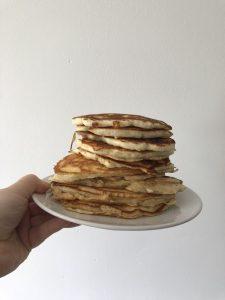 American Pancakes - BakkenmetLisanne