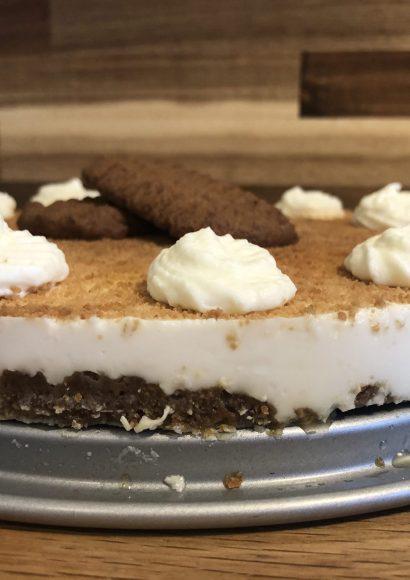 Thumbnail for Lactose Vrije No Bake Cheesecake