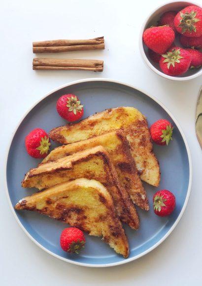Thumbnail for Wentelteefjes – French Toast